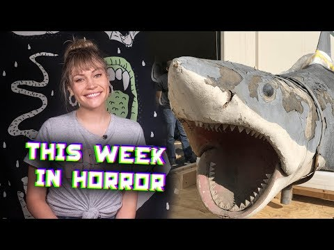 Horror Headlines for June 24, 2019 - Jaws, Child's Play, The Craft