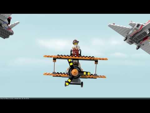 Конструктор Авиашоу - LEGO CITY - фото № 11