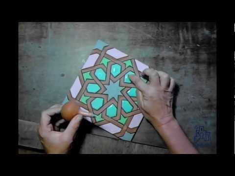 Pintar azulejos a mano videos videos relacionados con Pintar azulejos a mano