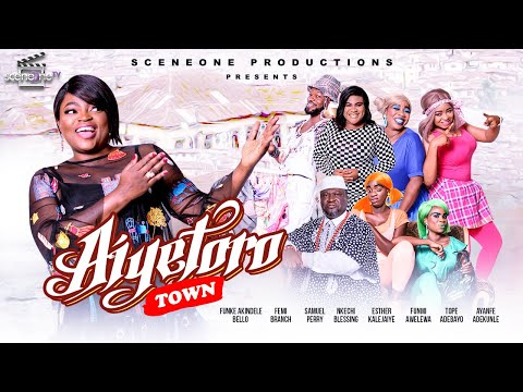 AIYETORO TOWN (TRAILER) - Coming to Youtube on the 21st Of June, 2019