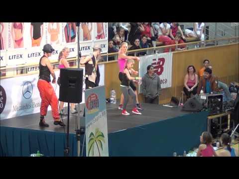 Fanny - Gangnam Style, Litex Aerobic Show, Czech Republic