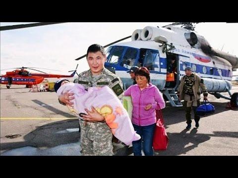 Ρωσία: Ατρόμητος 3χρονος Μόγλης πέρασε τρία 24ωρα στα δάση της Μογγολίας
