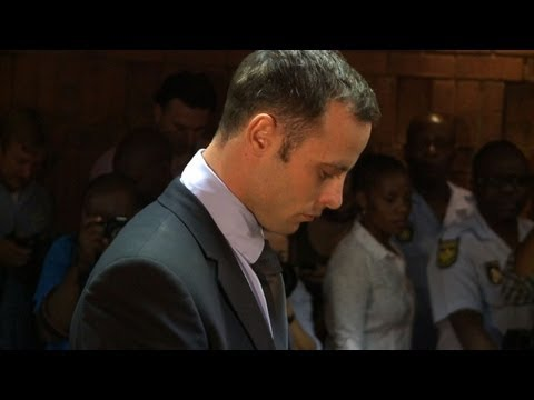 Pistorius granted bail by S. African magistrate
