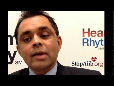 Atrial Fibrillation & FIRM Ablation — StopAfib.org interviews Dr. Sanjiv Narayan