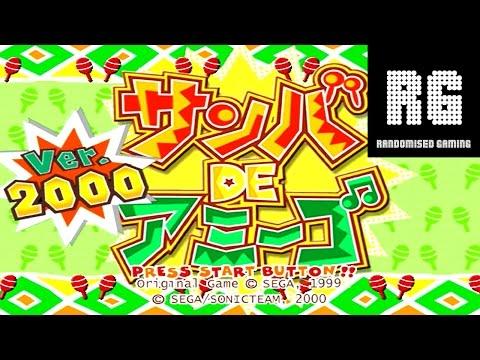 Samba de Amigo Dreamcast