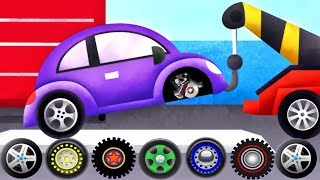 Video Cars & Trucks - Tow Trucks For Kids | Emergency Vehicles Trucks - by Duck Moose| Videos for Children MP3, 3GP, MP4, WEBM, AVI, FLV Agustus 2018