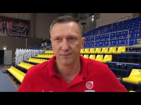 """Ž.Urbonas: """"Gynyboje nesustabdėme individualiai pajėgių krepšininkų"""""""