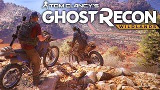 Ghost Recon Wildlands CO-OP (PT-BR) #01 - GUERRA CONTRA OS NARCOS com a BRODaria