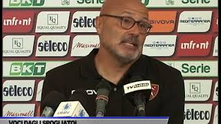 INTERVISTA STEFANO COLANTUONO DOPO GARA SALERNITANA-PADOVA