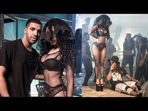 Nicki Minaj 'Only' Music Video Teaser Feat. Lil Wayne and Drake