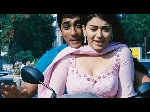 Hansika Motwani Hot Cleavage Show In Oh My Friend