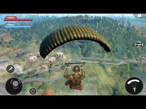 WW2 US Army Commando Survival Battlegrounds (by The Game Feast) Android Gameplay [HD]
