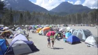 Video Squamish Festival 2014 Camping Time Lapse MP3, 3GP, MP4, WEBM, AVI, FLV Agustus 2018