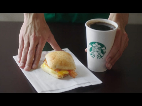 Starbucks Commercial (2017) (Television Commercial)