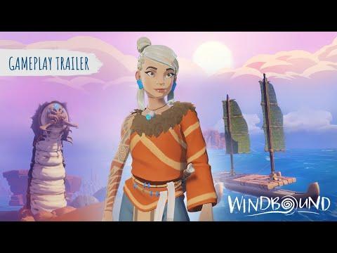 Trailer de gameplay de Windbound