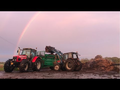 Video 2 IS ALWAYS BETTER THAN 1! MUCK SPREADING download in MP3, 3GP, MP4, WEBM, AVI, FLV January 2017