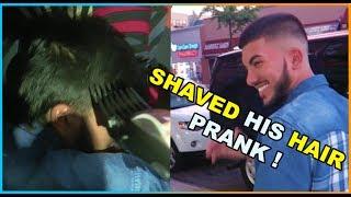 Video SHAVED HIS HEAD PRANK *revenge* MP3, 3GP, MP4, WEBM, AVI, FLV September 2018
