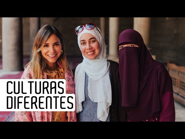 RELIGIÕES! Pelo centro do CAIRO - EGITO Vlog 7 - Luisa Accorsi
