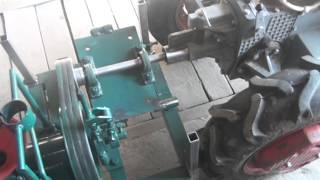 МБ Мотор Сич + кормовой экструдер часть 6