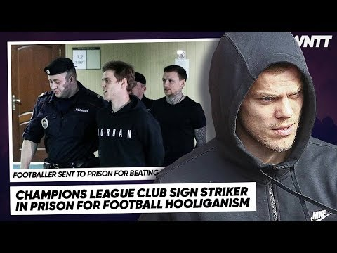 Video: JAILED FOOTBALLER SIGNS FOR CHAMPIONS LEAGUE CLUB! (WORST TRANSFER EVER) | #WNTT
