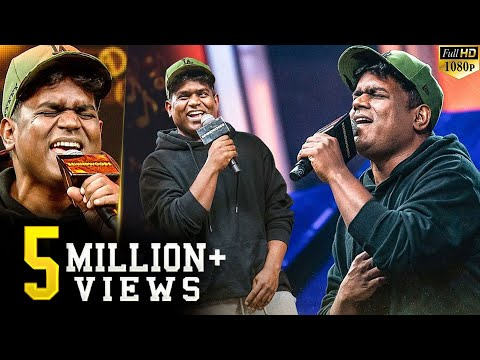 Yuvan's All Time Best LIVE Performance! - You will Fall in Love!!