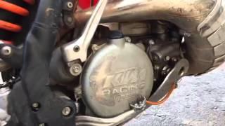 10. 2006 KTM 300 XC-W