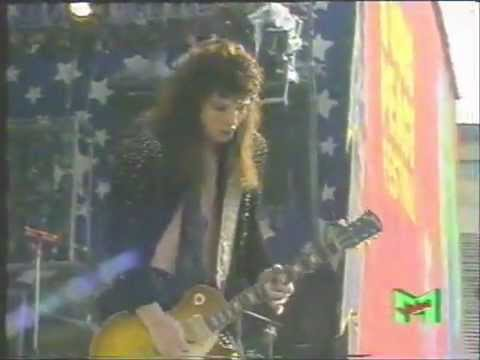 Cinderella - Live Moscow   Festival '89   ORIGINAL   FIRST DAY -  PART 3.mp4