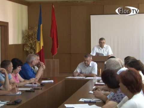 Ședinţa extraordinară a Consiliului Local Floreşti din 28 06 2017