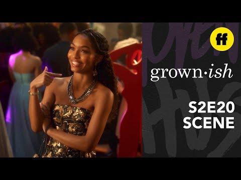 grown-ish Season 2, Episode 20 | Zoey Takes A Job With Joey Bada$$ | Freeform