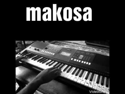 Makosa on piano(African praise style)