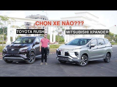 Đánh giá xe - Toyota Rush vs Mitsubishi Xpander? |XEHAY.VN| - Thời lượng: 26:04.