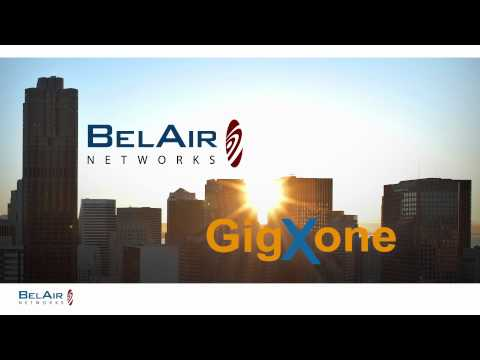 BelAir Networks Service Provider Wi-Fi