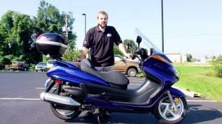 5. 2005 Yamaha Majesty Scooter