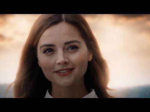 Clara, Bill and Nardole Say Goodbye To The Twelfth Doctor | Twice Upon A Time | Doctor Who | BBC