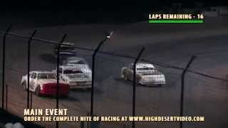 SNMS Street Stock Main - 8/16/2014 You Be The Judge