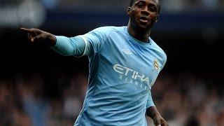 Yaya Tourés beste Szenen in der Hinrunde des Saison 2014