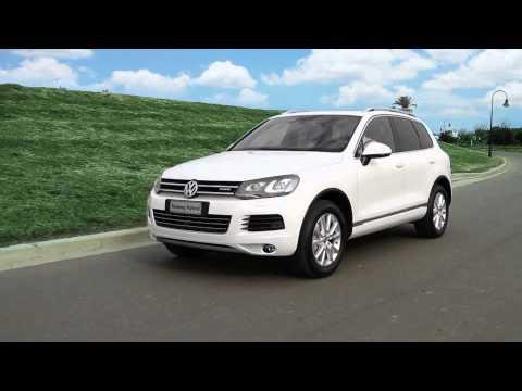Volkswagen - Think Blue/Touareg Hybrid