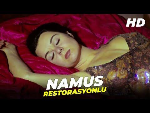 Namus   Fatma Girik Eski Türk Filmi Full İzle (Restorasyonlu)
