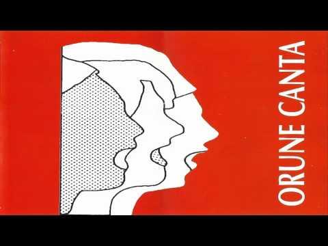 Tenore Folk Studio Orune Canta 3 Ballu seriu anticu de Orune