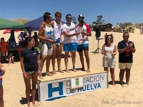 Entrega de Trofeos de la Travesía a Nado Playa de La Redondela 2018
