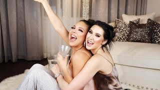 Drunk Get Ready With Me Feat. My BFF | Jaclyn Hill