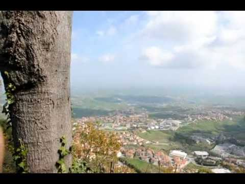 Escape from the ash cloud journey across italy san for Flights to san marino italy