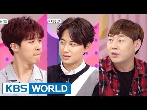 Hello Counselor - Lee Jeehoon, Lee Jinho, CNU [ENG/2017.05.22] (видео)