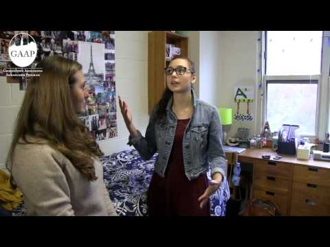 hall. dorms - Couldn't make it to GAAP Weekend or simply need a refresher on the four freshmen dorms? GAAP Member Katie Hughes (COL '16) leads a comprehensive tour of Geor...