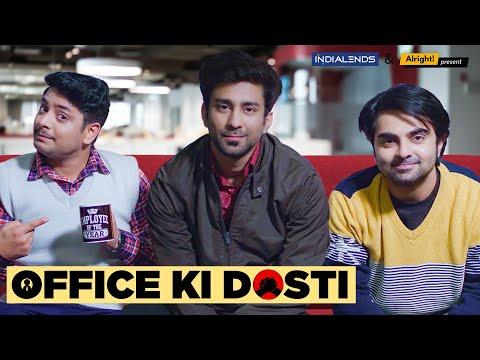 Alright! | Office Ki Dosti | ft. Ambrish Verma, Akashdeep Arora & Akhil Sachdeva