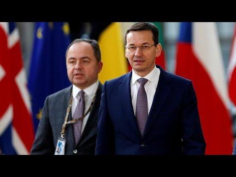 Holocaust-Gesetz in Kraft - Polnische Delegation in I ...