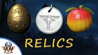 Video Uncharted 4 Relics - Strange Pendant, Strange Relic & Strange Fruit (Relic Finder Trophy) MP3, 3GP, MP4, WEBM, AVI, FLV Juli 2018