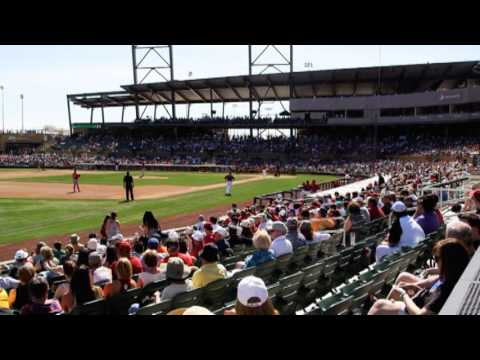 Diamondbacks - March 28 (Bloomberg) -- Bloomberg's Dominic Chu reports on the business of baseball's 