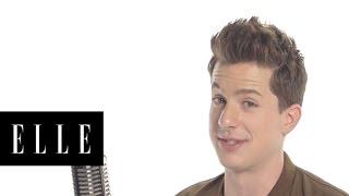 "Video Charlie Puth Plays ""Puth or Dare"" | ELLE MP3, 3GP, MP4, WEBM, AVI, FLV Mei 2018"