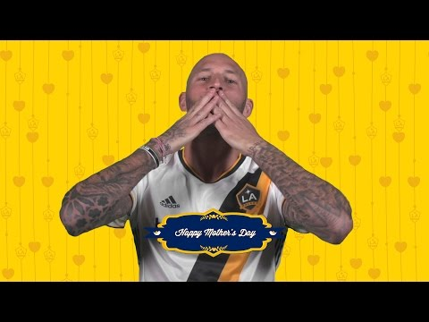 Video: Jelle Van Damme loves his mom and has a heartfelt message for her ahead of Mother's Day
